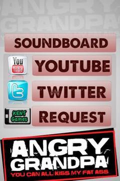 The Angry Grandpa Soundboard