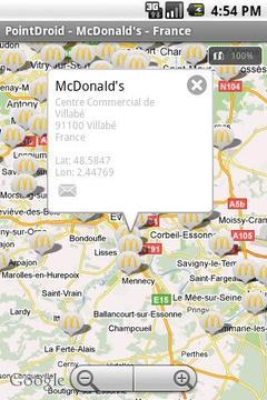 McDonald's - France - Free