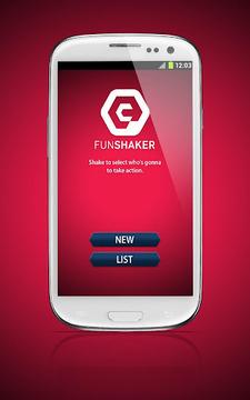FunShaker: fun and useful app
