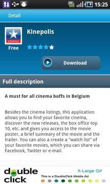 Belgacom Apps Guide