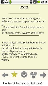 The Rubaiyat of Khayyam - free