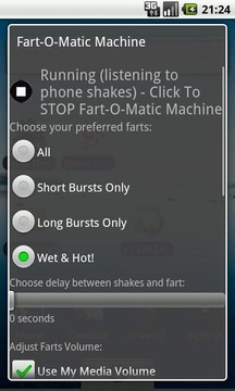 Farts Machine (Farting app)