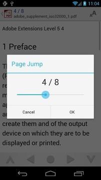 PDF Reader Fumiko BETA