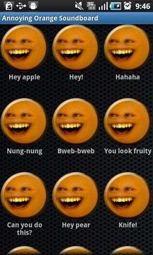橙子表情搞怪音