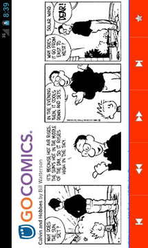 Calvin & Hobbes Search Lite