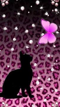 キラキラ☆ジュエル第19弾Cat&ButterflyFree