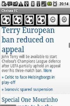 Chelsea FC News 2012