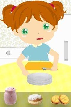 Essen Lernspiel Kinder (lite)