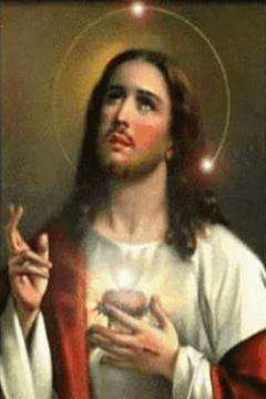 Holy Jesus Live Wallpaper