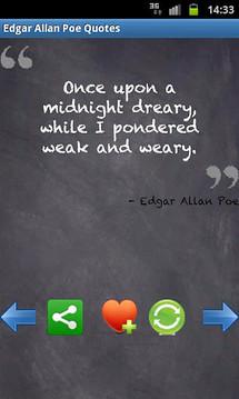 Edgar Allan Poe Quotes FREE