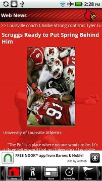 Louisville College SuperFans