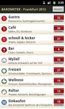 BAROMETER Frankfurt 2012
