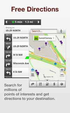 VZ Navigator for Droid 4