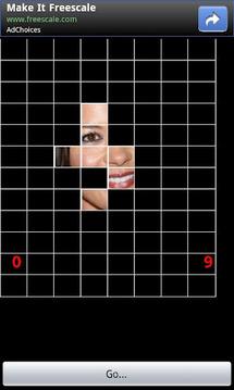 Celebrity Matrix Puzzle