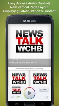 NewsTalk 1200 & 99.9 FM WCHB