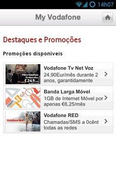My Vodafone