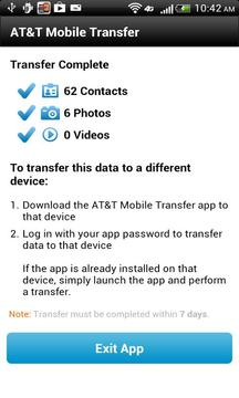 AT&T Mobile Transfer