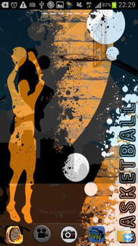 Free Basketball Live Wallpaper