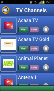 Online TV Romania