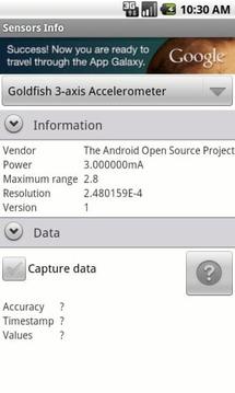 Sensors Info