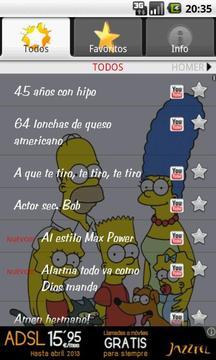 Los Simpson Soundboard (Esp)