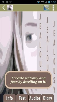 Jealousy Test & CBT Self-Help