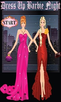 Dress Up Barbie Night