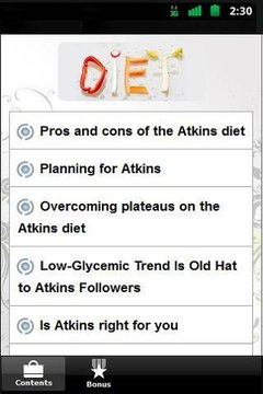 Atkins Diet Demystified - FREE
