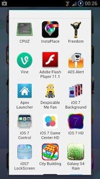 iOS7 Game Launcher HD