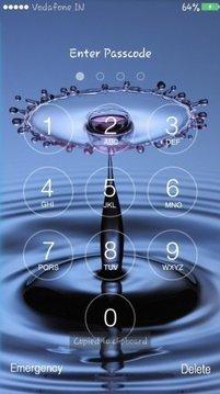 Pincode Lock Screen