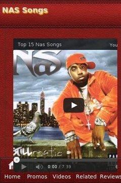 NAS Songs
