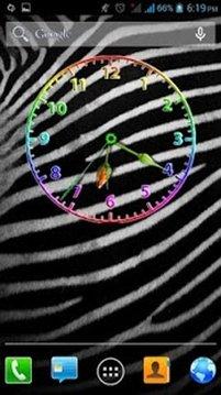 Shake Clock