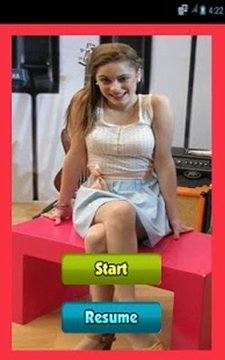 Martina Stoessel Game FD