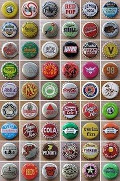 Matching Bottle Cap