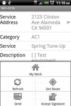 WorkTrack Service Mgmt