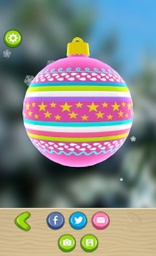 Christmas Tree Bauble Maker 3D