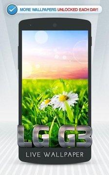 LG G3 动态壁纸