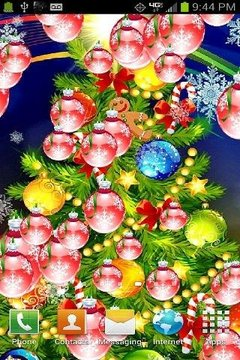 Bright Christmas Tree LWP