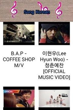 Song Korean