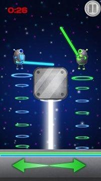 Puzzle De Sabres Laser