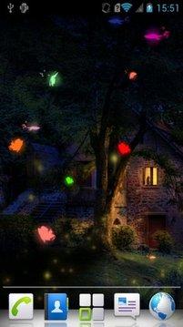 Magic Castle HD Live Wallpaper