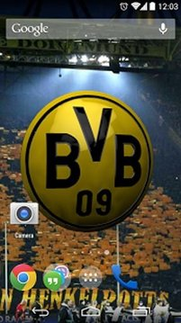 BVB 3D live wallpaper