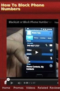 How To Block Phone Numbers