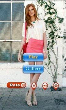 时装裙游戏