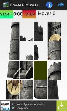 Create Picture Puzzle