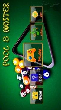 Pool 8 Master