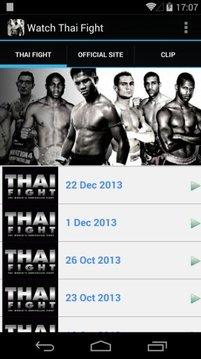 Watch Thai Fight