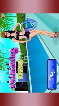 Swimming Dress Up Free Game