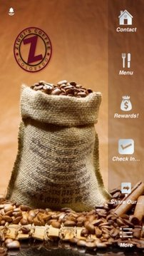 Ziggi's Coffee App