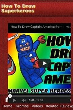 How To Draw Superheroes